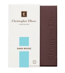 Dark Rocks Chocolate Bar