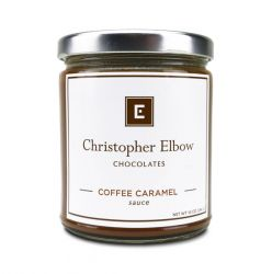 Christopher Elbow Gourmet Coffee Caramel Sauce