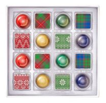 Holiday Chocolate Bonbons