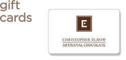 Elbow Chocolates Gift Card